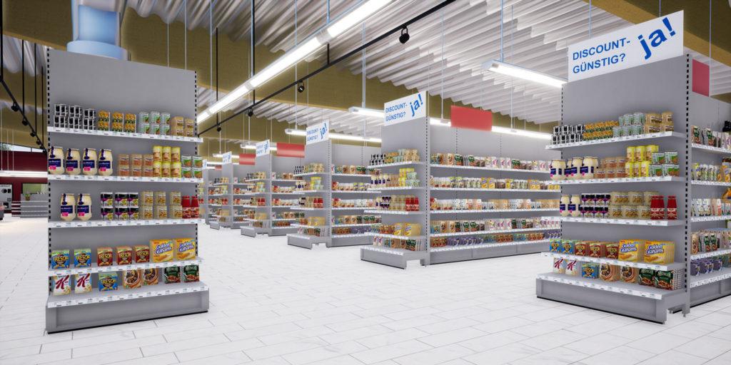 Ladenplanung mit visual-STORE