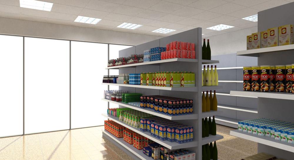 Ladeneinrichtung geplant mit visual-STORE